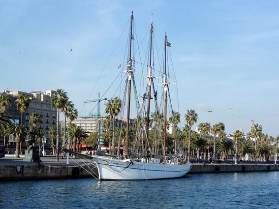 """Análisis de mástiles de madera: el caso de la embarcación """"Santa Eulalia"""" (Pailebote) del Museo Marítimo de Barcelona."""